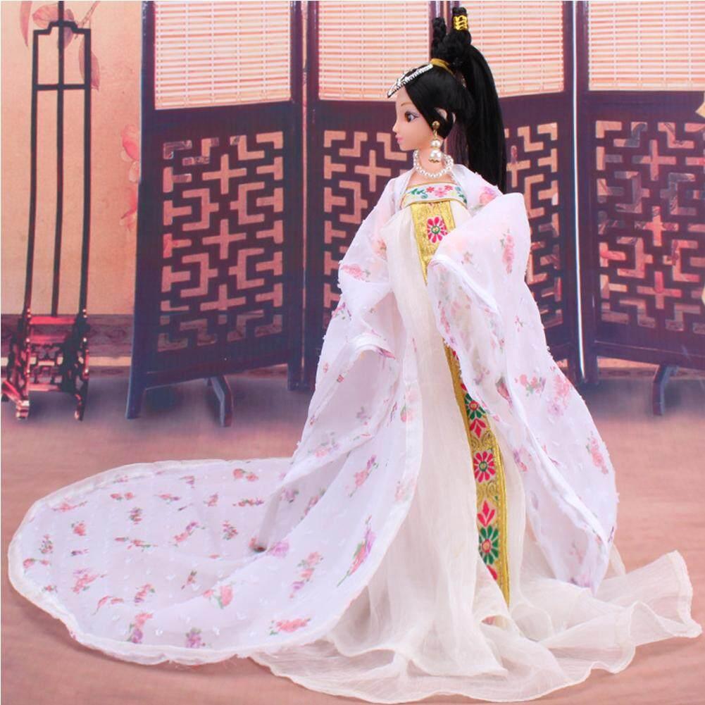 Fitur Sihir Cube Express Tradisional Gaya Klasik Cina Boneka Barbie Barby Detail Gambar Kostum Kuno Mitologi Pakaian Gadis Favorit Hanya Internasional Terbaru