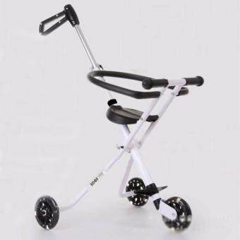 Harga Magic Stroller with Safety Rim
