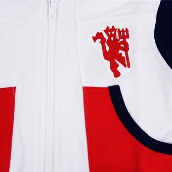 Manchester United Jacket ( White) - 3