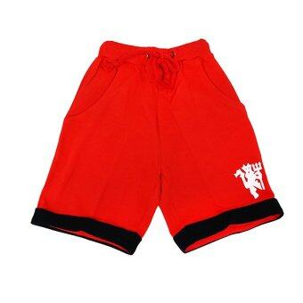 Manchester United Knitted Bermuda ( Red)