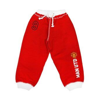 Harga Manchester United Long Pants ( Red)