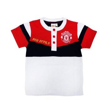 Harga Manchester United Round Neck Tees ( Multi Color)