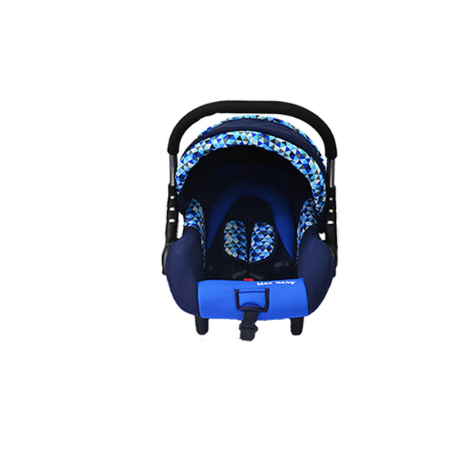 Mas Baby Carrier Car seat Blue Triangle