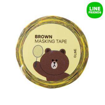 Harga MASKING TAPE_BROWN_1609(JAPAN)