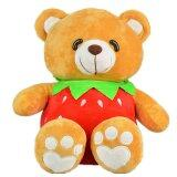 Maylee Cute Fruit Bear 30cm Red (Strawberry) toys for girls