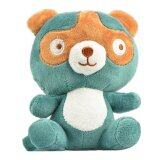 Maylee Cute Plush Squirrel 18cm Green toys for girls
