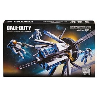 Mega Bloks Call of Duty ODIN Space Station Strike - intl