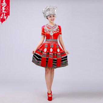 Omah Fesyen Sweedsya Nature Ethnic Necklace - Black. Source · Minority Ethnic dance Yao ethnic