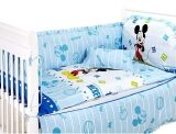 Premium Baby Bedding Set - 5 pcs