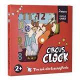 MiDeer Circus Clock Puzzle Game