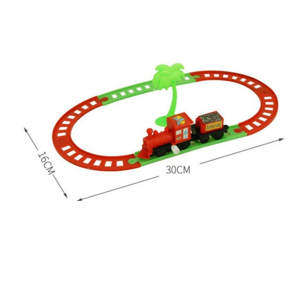 twin pack Mini classical toy train set