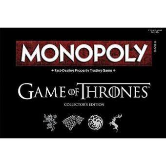 Harga Monopoly: Game of Thrones Collectors Edition Board Game