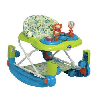 Harga My Dear Baby Walker With Rocking Function 20089 - Blue