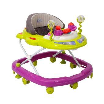 Harga My Dear Baby Walker With Stopper 20106 Purple