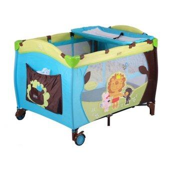 Harga My Dear Playpen 26080 (Blue)