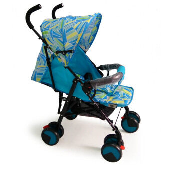 Harga My Sweet Dear Baby Stroller (blue+yellow)