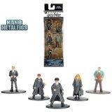 Nano Metalfigs Harry Potter 5 Figures Harry Potter Ron Weasley Hermione Granger