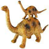 National Geographic 2pcs Dinosaurs Prehistoric Baby Apatosaurus Genuine Gift Model non-toxic inks it is safe for kids of all ages