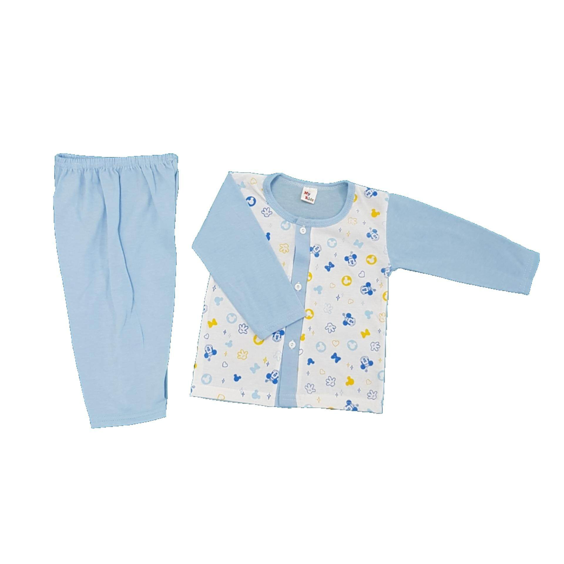 NewBorn & Baby 3 SET Baby Pajamas -00MM (Fit to Age: 6-18Mth Mass:8-12kg Height:69-80CM)