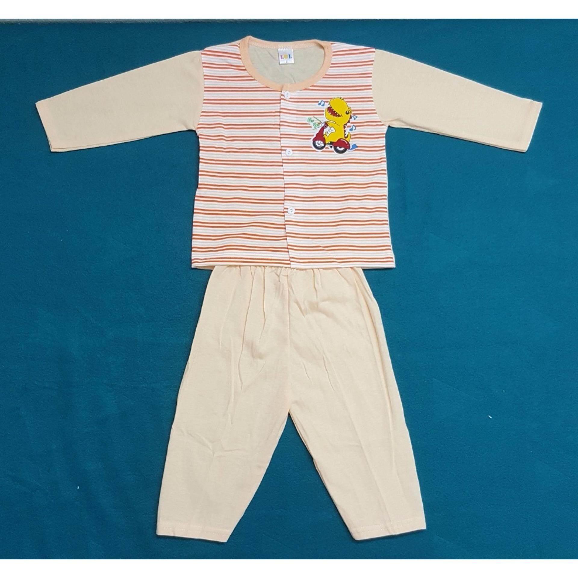 Newborn & Baby 3 SET Pajamas-004 (Fit to Age: 6-18Mth Mass:8-12kg Height:69-80CM)