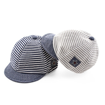 Newest Summer Newborn Baby Hat Kids Cap Infant Baby Hat for Boysand Girls-gray - 3