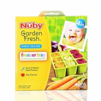 Sell Nuby Garden Fresh Fresh Freezer Tray in Lazada.com.my