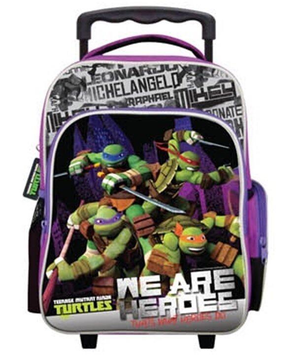 Original Teenage Mutant Ninja Turtles Pre School Trolley Bag