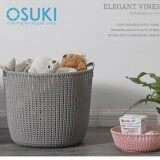 OSUKI Japan Quality Storage Basket (Grey)