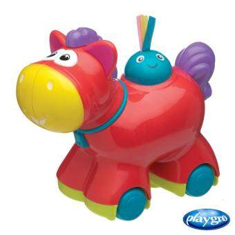 Harga PG6384154 Playgro Musical Farm Friend - Horse
