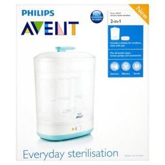 Philips Avent 2 in 1 Electric Steam Steriliser