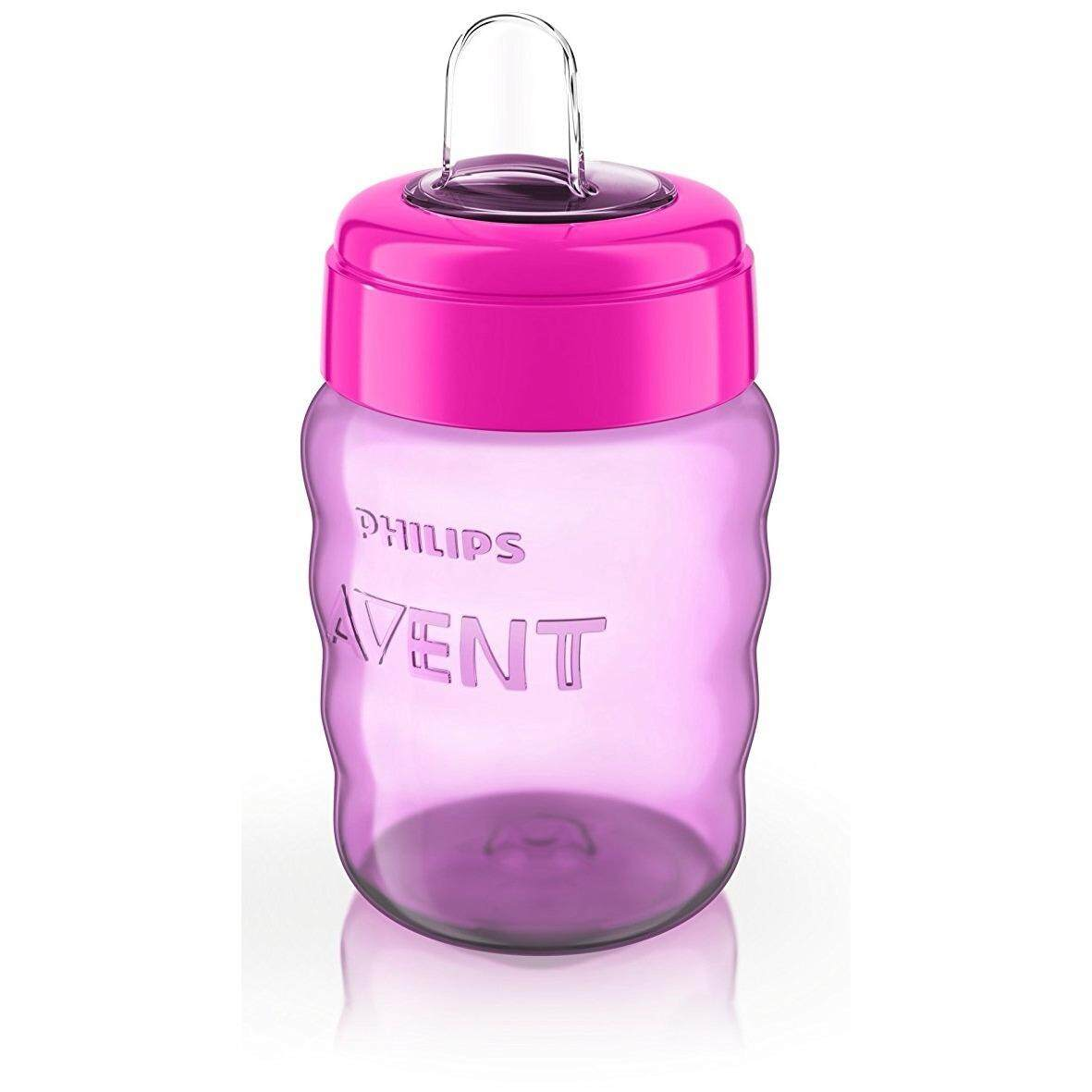 Philips Avent Classic Spout Cup 260ml Pink / Purple  SCF553/00