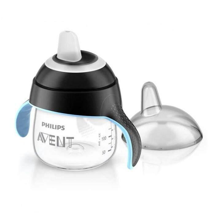 Philips Avent - Premium Spout Cup 7oz (Black) (Black)