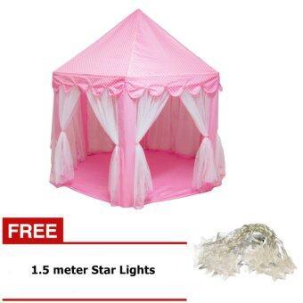 Harga Play Tent Princess Castle Playhouse Kids House Set - Pink  sc 1 th 225 & Harga Play Tent Mushroom Playhouse Kids House Set Price In ...
