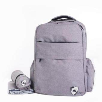 Harga Princeton Urban Series Diaper Bag For Mommy and Daddy (FREE GIFT worth RM 20)