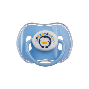 Harga Puku Baby Pacifier (New Born) - Blue