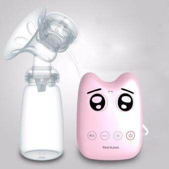 Real Bubee Electric Breast Pump Suction Electric Breast PumpAutomatic Milking Device
