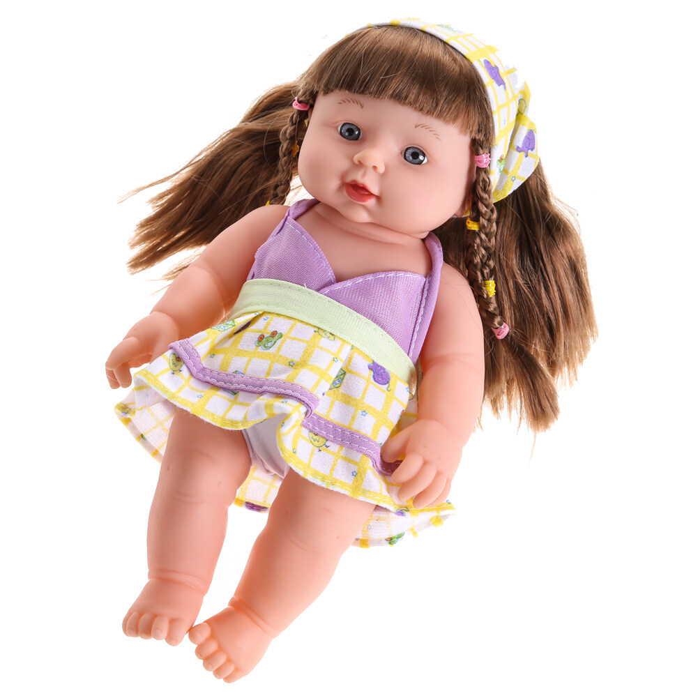 Review Reborn Bayi Doll Lembut Vinil Silikon Lifelike Bayi Yang Baru ... faf3d1a04d