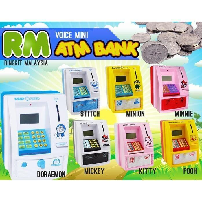 RM VOICE MINI ATM BANKminie