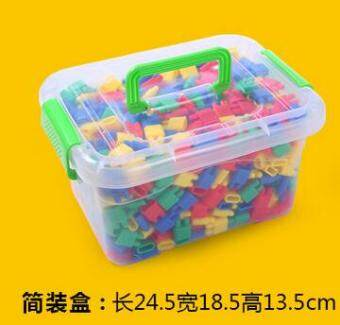 Harga Rocket bullet building blocks toys 3-6 year old 5-7-8-9 girlintelligence assembled Children's Educational BOY 4 years old