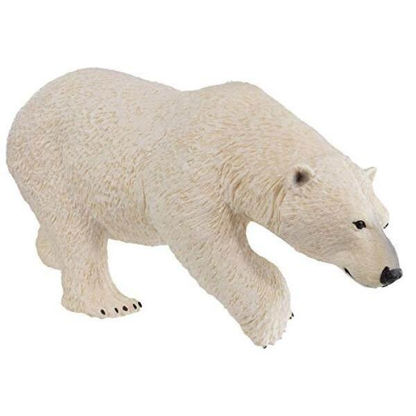 Safari Ltd Mariskastu Wonders-Beruang Kutub-Model Lukisan Mainan Lukis Handal Yang MotoGP-Konstruksi Mutu dari Aman AND BPA Bebas Bahan-Dibuat To Skala-To Usia 3 atau Ke Atas-Internasional