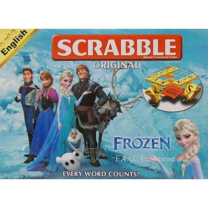 Scrabble Trickster Game