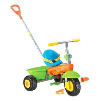 Smart Trike Plus Orange and Yellow