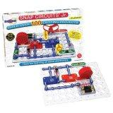 Snap Circuits Jr. SC-100 Electronics Discovery Kit Game