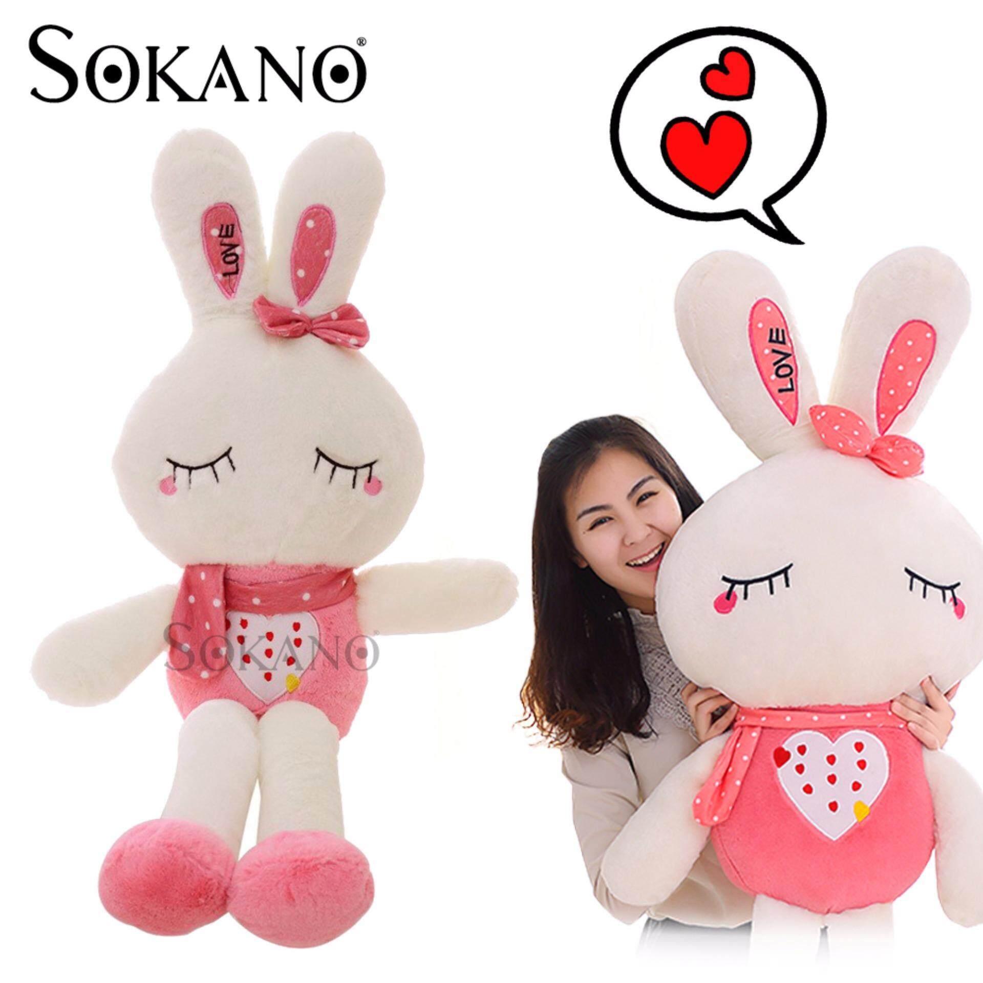 SOKANO 1 Meter Giant Lovely Rabbit Best Christmas, Birthday and Valentine Gift