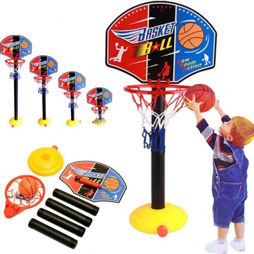 SOKANO Adjustable Basketball Stand Game Set (With Basketball Stand