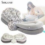 (RAYA 2019) SOKANO Baby Breastfeeding Nursing Maternity Pillow with Adjustable Angle