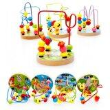 SOKANO Mini Around Beads Wire Maze Educational Game- Random Design From 4 Designs