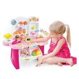 SOKANO Mini Market Pretend Playset- Red