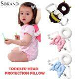 (RAYA 2019) SOKANO Toddler Head Protection Cushion Pad- Pink