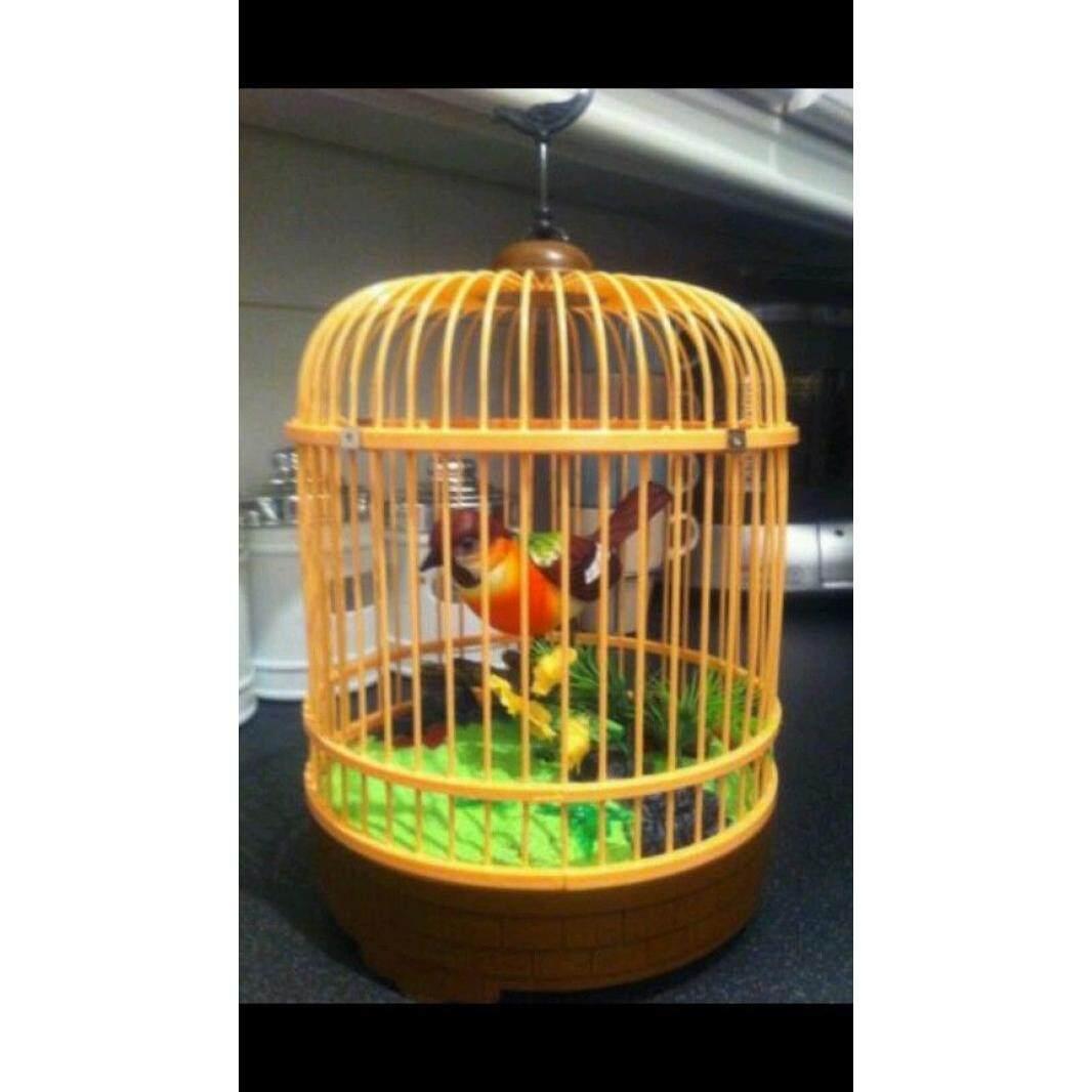 Sound Activated Heartful Bird
